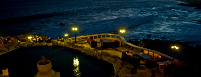 Sunset Da Mona Lisa is one of The most romantic retreats in Cabo..