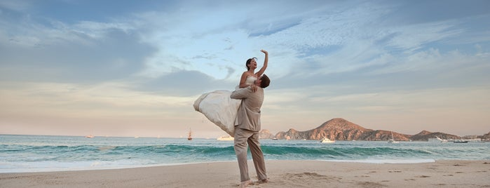 Pueblo Bonito Los Cabos Resort is one of 34 stunning locations to tie the knot in Cabo..