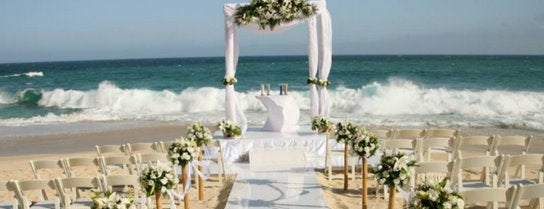Solmar Suites is one of 34 stunning locations to tie the knot in Cabo..