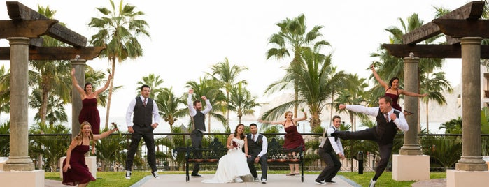 Villa La Estancia Beach Resort & Spa Los Cabos is one of 34 stunning locations to tie the knot in Cabo..