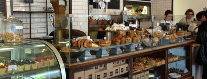 Tatte Bakery & Café is one of Boston to do.