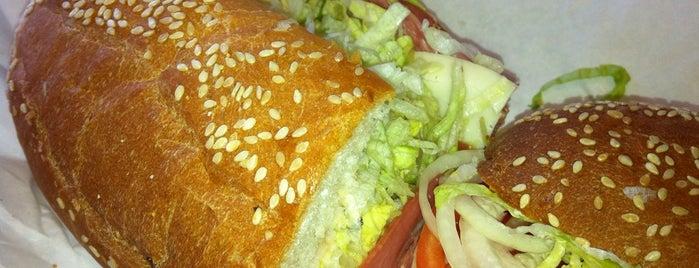 Cavaretta's Italian Groceries is one of LA Lunch.
