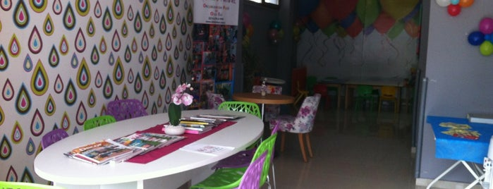 Kidstanbul Parti ve Oyun Evi is one of Kids' places.