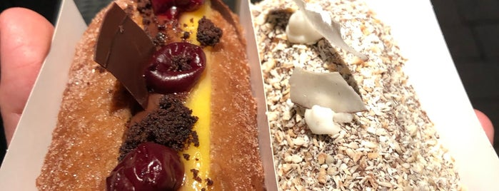 Longboys is one of London Desserts.