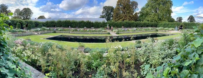 Princess Diana Memorial Garden is one of London.