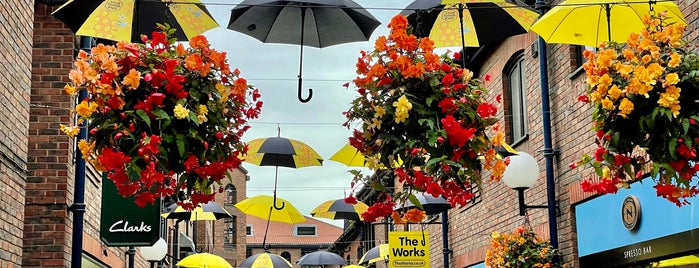 Coppergate Shopping Centre is one of York Places To Visit.