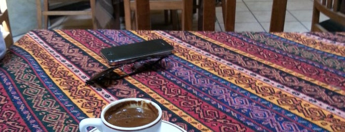 Şark Kahvesi is one of Kahveciler Çaycılar Diyarı.