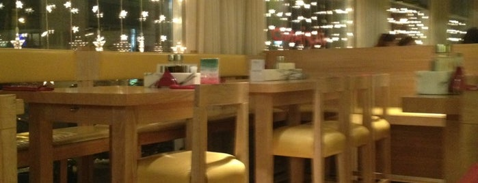 Vapiano is one of pizza places of world 2.
