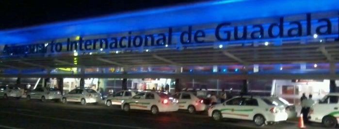 Aéroport international de Guadalajara (GDL) is one of Por Hacer.