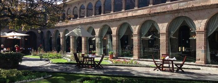 Belmond Hotel Monasterio is one of Condé Nast Traveler Platinum Circle 2013.