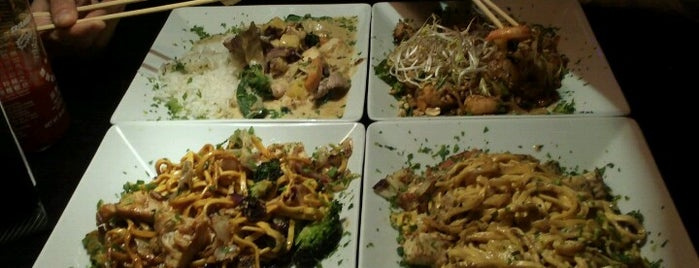 Babe´s Noodles and Bar I is one of Playa Del Carmen.