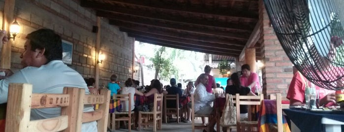 Restaurante Bar Fernando's is one of En Vallarta.