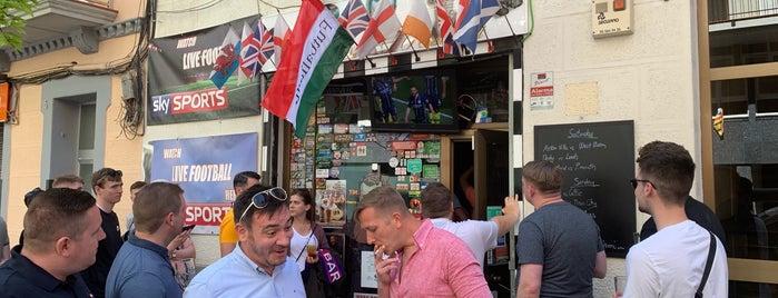 Futballárium Football Bar is one of Barcelona Craft Beer Tour.