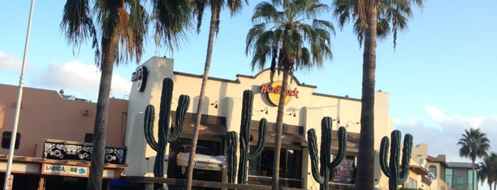 Hard Rock Cafe Cabo San Lucas is one of Lugares para pasarla MUY bien!.