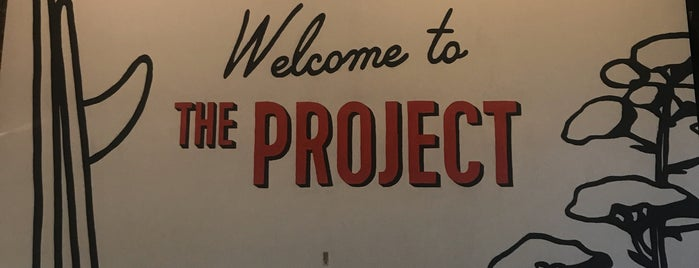 The Project is one of Steveさんのお気に入りスポット.
