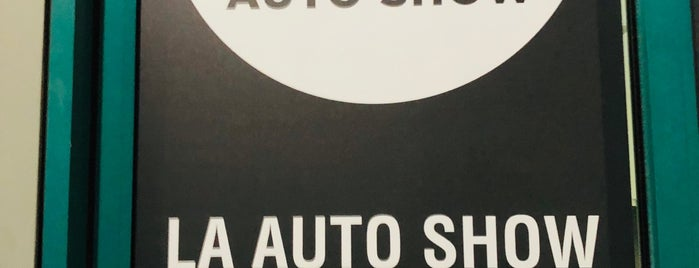 LA Auto Show is one of audii.