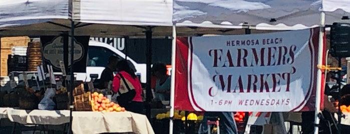 Hermosa Beach Farmers Market is one of Vegan LA.
