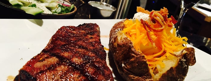 Cattleman Steakhouse is one of Kansas City.