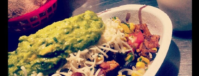 Chipotle Mexican Grill is one of Dine!.