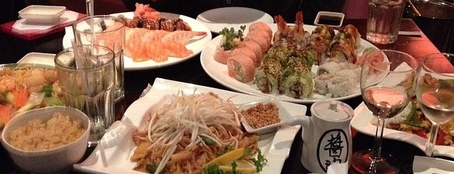 Kanji is one of The best of the Eatontown area.