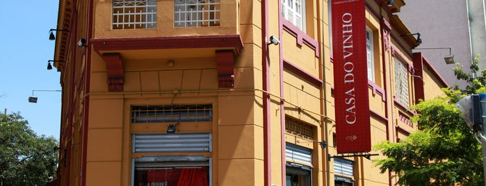 Casa do Vinho is one of BH.