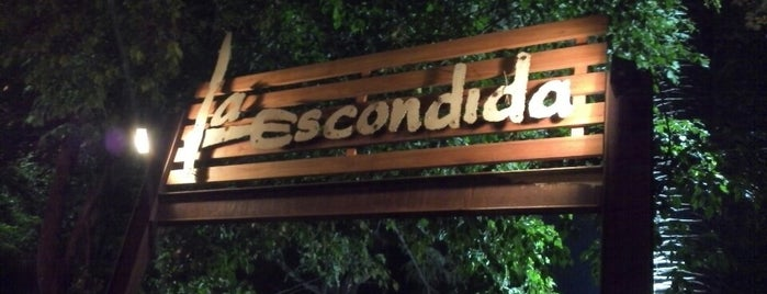 La Escondida is one of Buenos Aires.