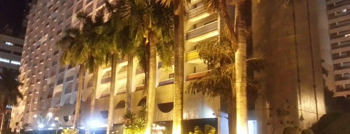St. Paul Plaza Hotel is one of Brasília Places.