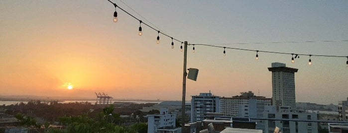 Éter Rooftop & Lounge is one of Barras PR.