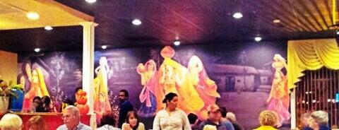 Sitar Indian Cuisine is one of Bull City Foodie Favorites.
