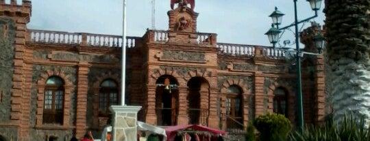 Villa de Tezontepec is one of LOVE list.
