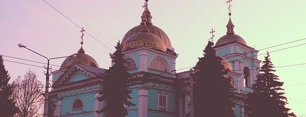 Преображенский собор is one of Russia10.