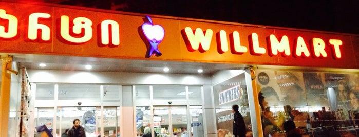 Willmart is one of Posti che sono piaciuti a Melissa.