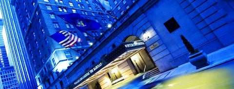InterContinental New York Barclay is one of A Perfect Day in New York.