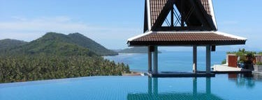 InterContinental Samui Baan Taling Ngam Resort is one of A Perfect Day in Koh Samui.