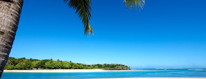 Natadola Bay, Fiji is one of A Perfect Day in Fiji.