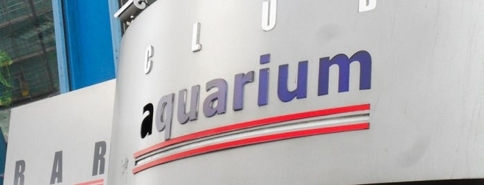 Club Aquarium is one of London.