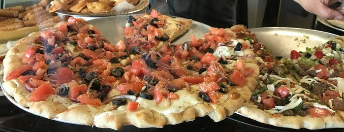 Pizza D'Amore is one of Posti che sono piaciuti a Kathleen.