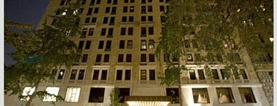 Gramercy Park Hotel is one of World Wide Hotels.