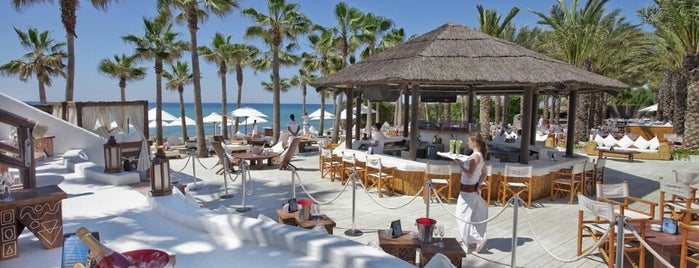 Nikki Beach Marbella is one of Spain Luxury, Cool & Chic.