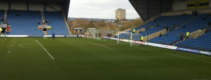 South Stand Lower: OUFC is one of Carl 님이 좋아한 장소.