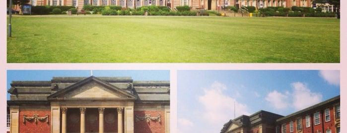 Leeds Beckett University Buildings