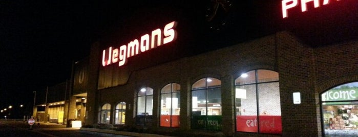 Wegmans is one of Best places to go in Mark Twain Country!.