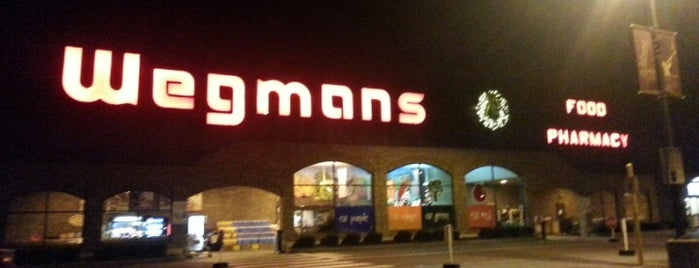 Wegmans is one of Top 10 favorites places in Corning, NY.