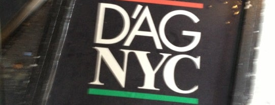 D'Agostino is one of NY.