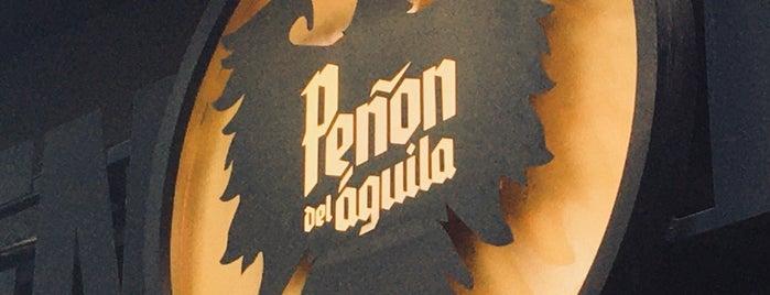 Peñón Cervecería is one of Cervecerías.