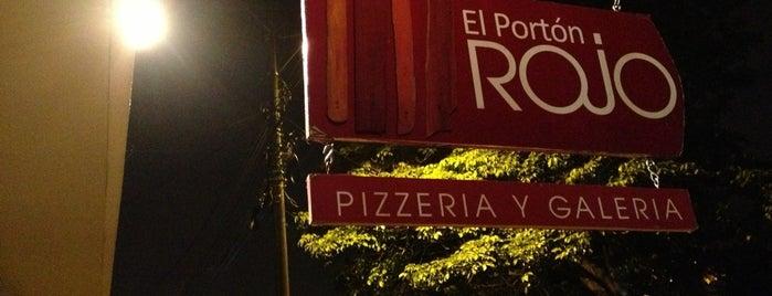 El Portón Rojo is one of สถานที่ที่บันทึกไว้ของ Christian.