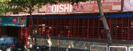 Oishi Restaurante is one of Locais em que já fui.