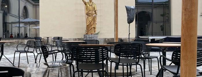 Café in der Glyptothek is one of Munich | Cool Bars & Cafés.