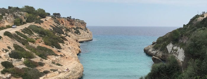 Cala Antena is one of Top picks for Beaches.