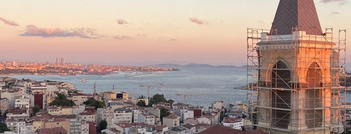 Club 360 Istanbul Restaurant & Bar is one of Istanbul.